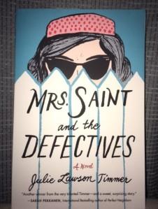 Mrs. Saint