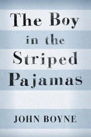 the boy in the stripped PJ
