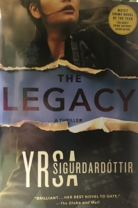 Blog The Legacy